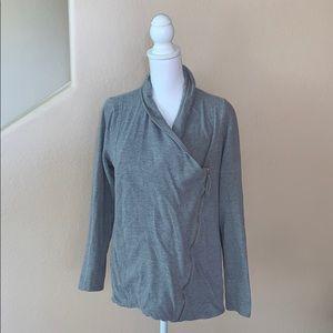 Motherhood maternity zip up jacket